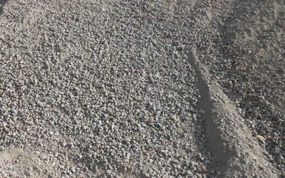Betonrecycling 0-32 mm