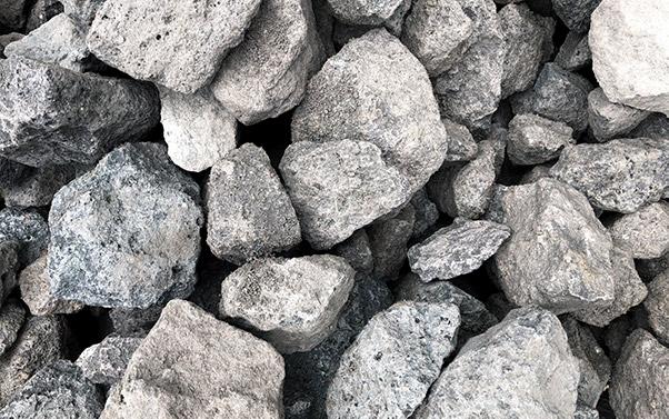 Gabionenstein basalt-grau